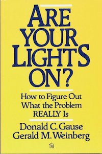 Book cover of Are Your Lights On