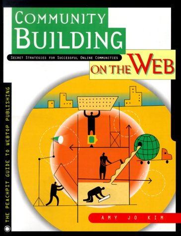Book cover of Community Building on The Web