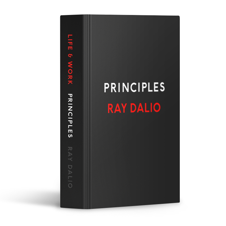 Book cover of Principles