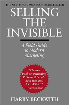 Book Cover of Selling the Invisible