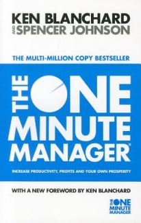The One Minute Manager Cover Image