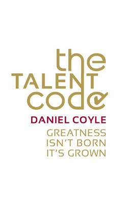Book Cover of The Talent Code